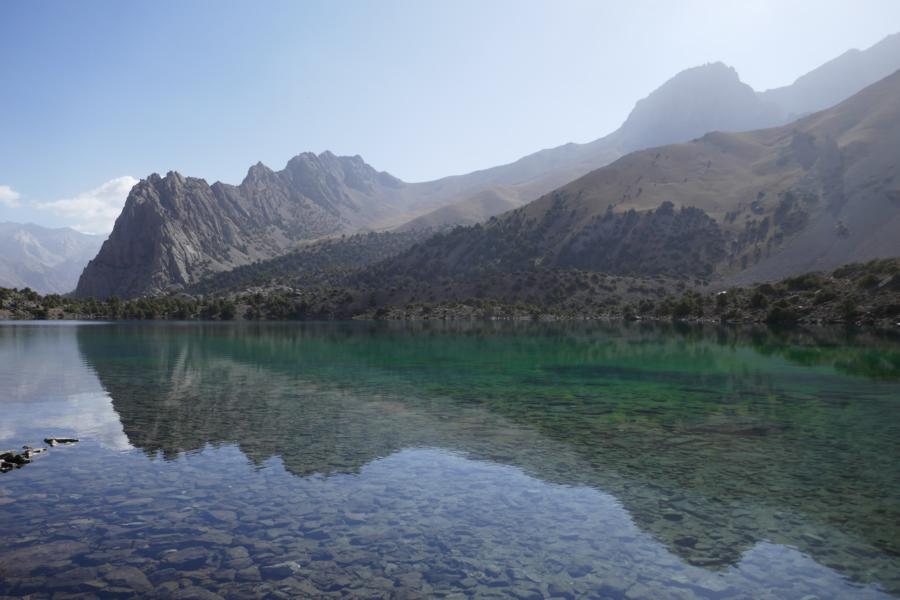 Reisetagebuch Elena und Mateo - zurück am Alaudin See