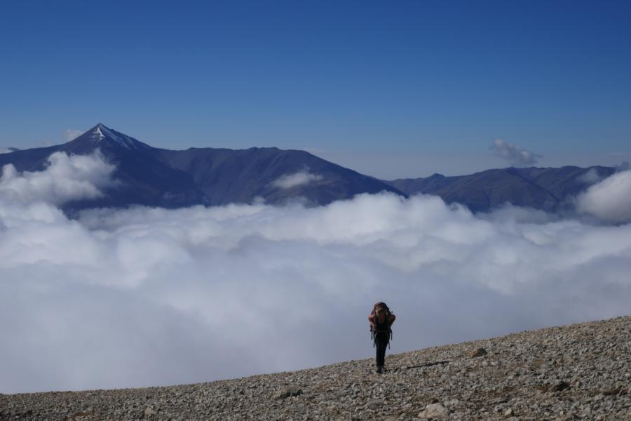 Reisetagebuch Elena und Mateo - Xinaliq, unterwegs im Kaukasus Gebirge