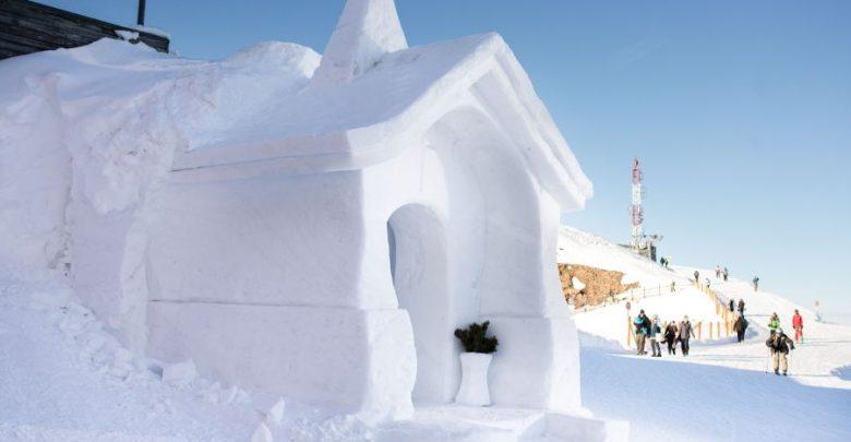 """Photo of """"Art On Snow"""" in Gastein – 26. Januar bis 1. Februar 2019"""