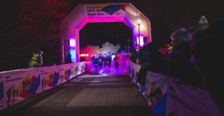 Photo of ISPO Munich Night Run 2019 presented by BUFF®