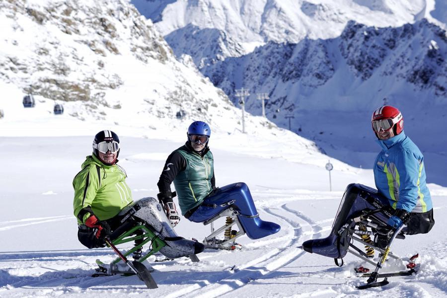 (c)Kaunertaler Gletscherbahnen - 100%ige Barrierefreiheit
