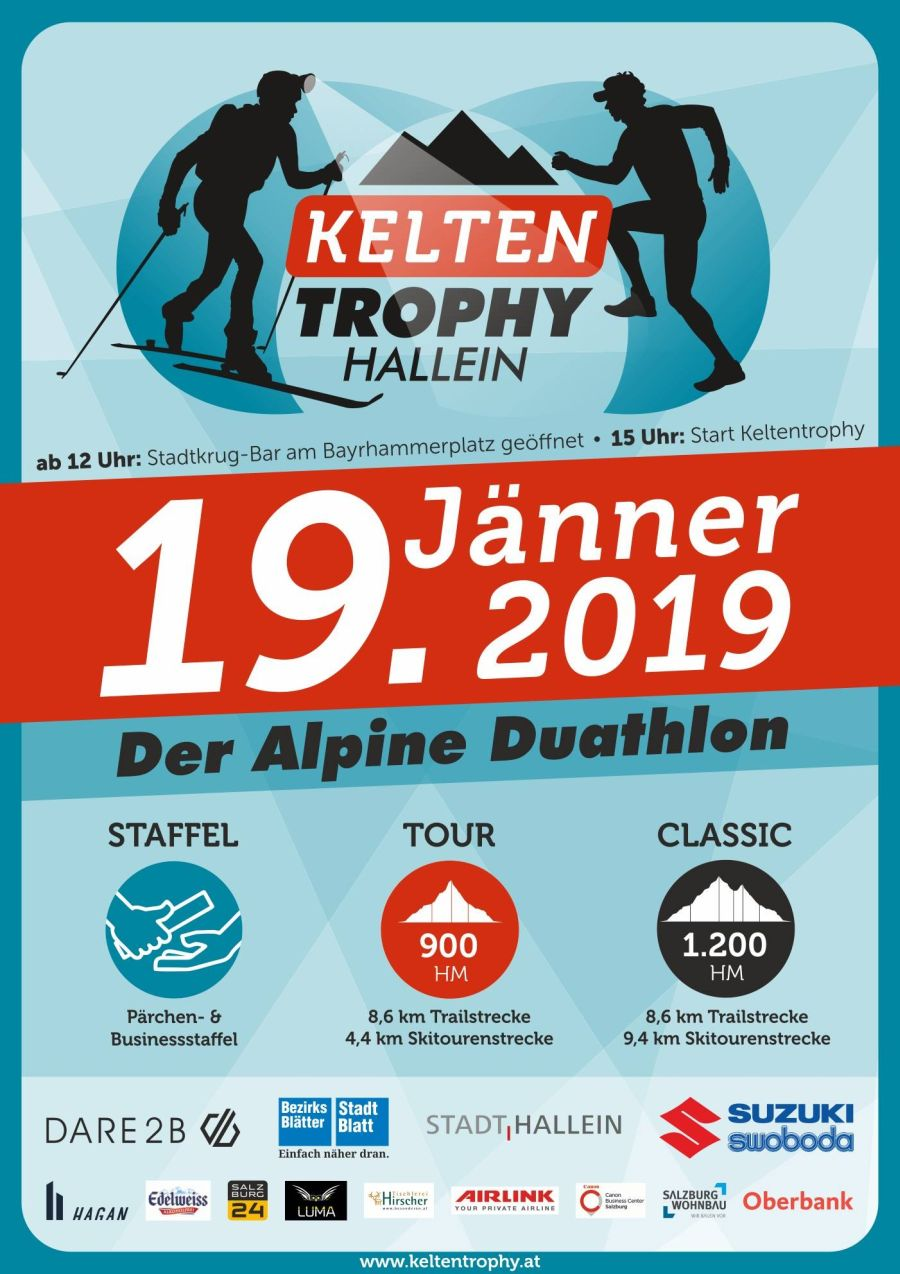 Keltentrophy 2019 in Hallein (c)Keltentrophy