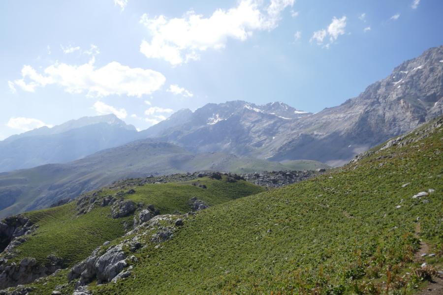 Reisetagebuch Elena und Mateo - Wanderung in Arslanbob