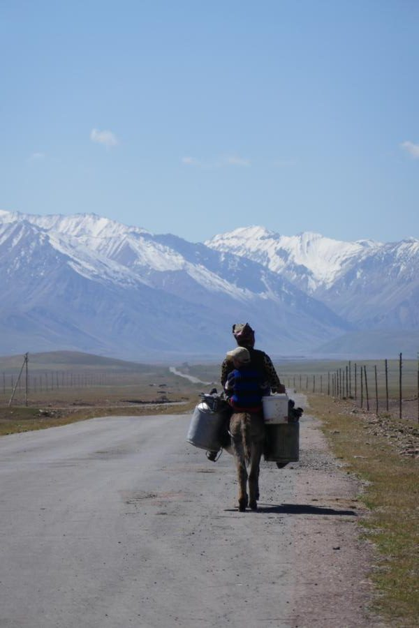Reisetagebuch Elena und Mateo - ByeBye Kirgistan
