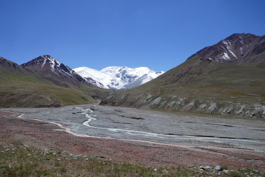 Reisetagebuch Elena und Mateo - auf dem Pamir Highway über die Grenze von Kirgistan nach Tadschikistan