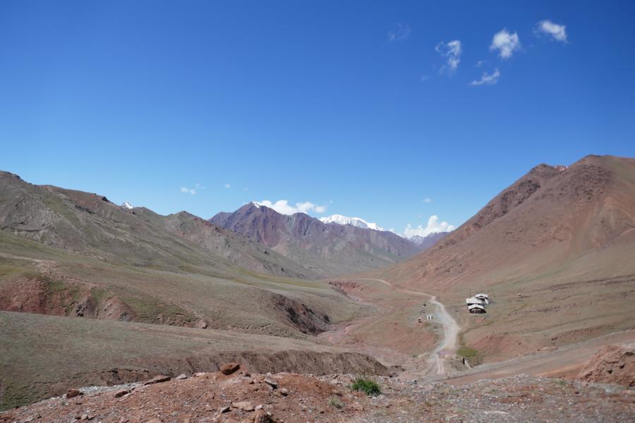 Reisetagebuch Elena und Mateo - unterwegs auf dem Pamir Highway