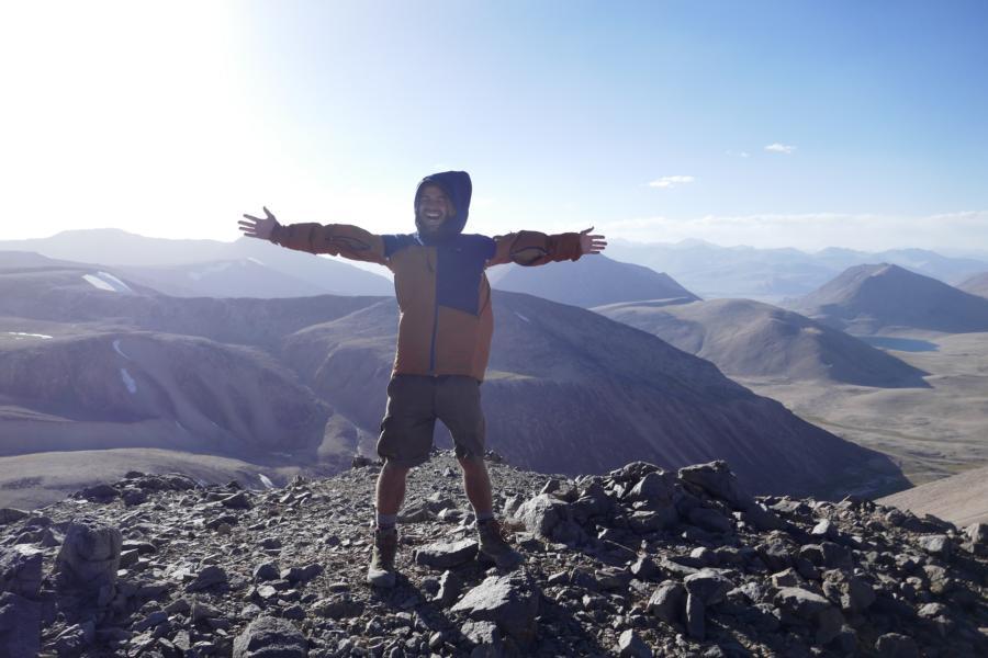 Reisetagebuch Elena und Mateo - auf 5150 Metern