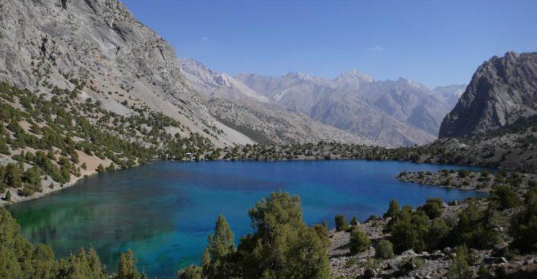 Reisetagebuch Elena und Mateo - Alaudin See, ein Traumort für zwei Nächte