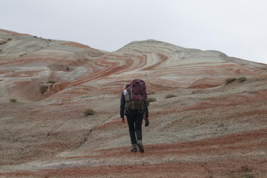 Reisetagebuch Elena und Mateo - Candy-Cane-Mountains