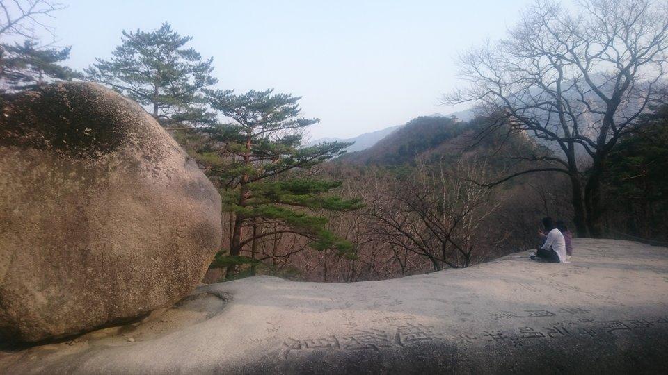 Reisetagebuch Elena und Mateo - Seoraksan Nationalpark
