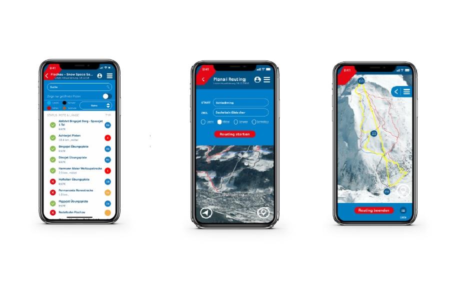Ski Amade Guide App (c)Ski Amadé