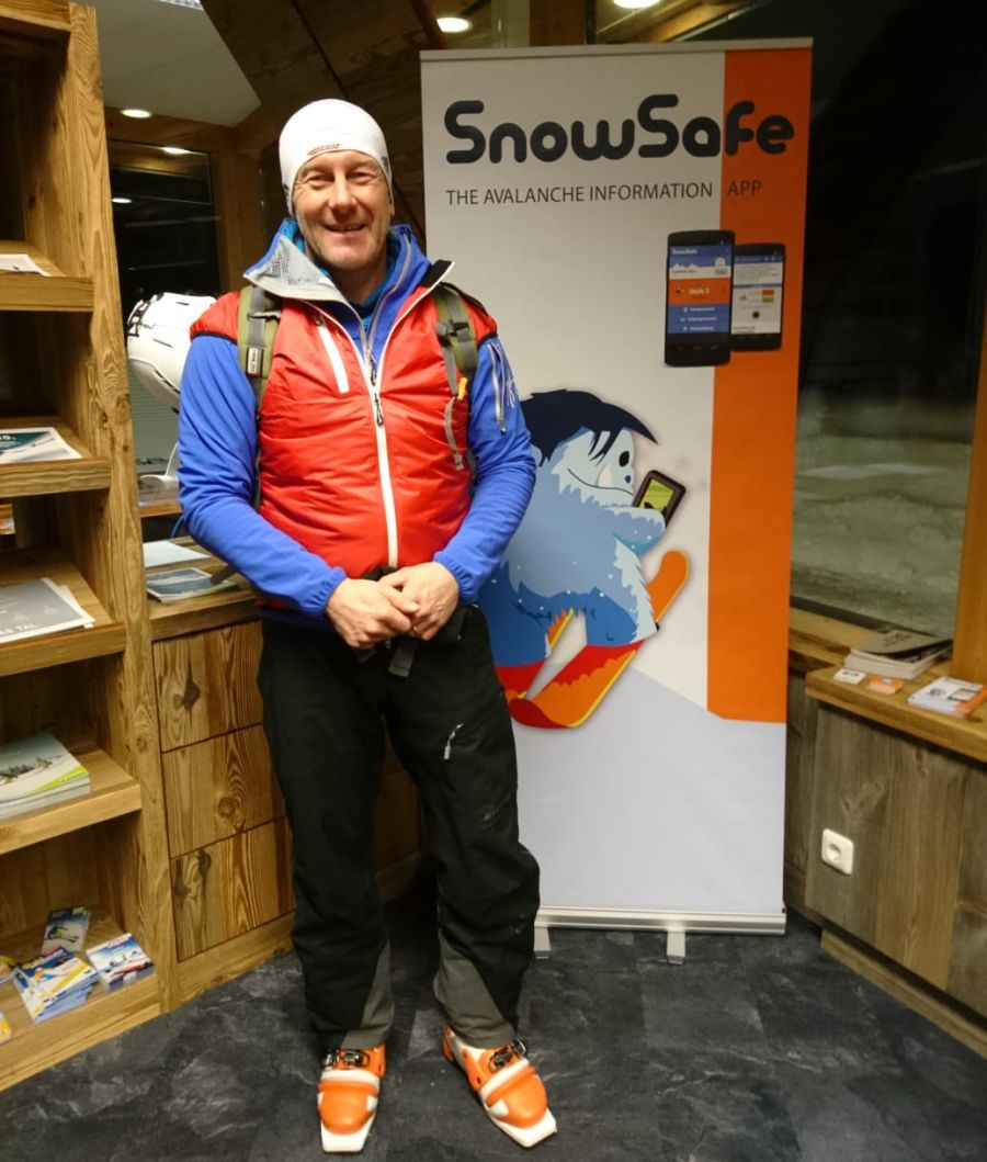 be-outdoor.de beim Telemark Camp 2019 Tourismusverband Grimming-Donnersbachtal, hyphen-sports, Snowsafe App und dem Tiroler Skiverband