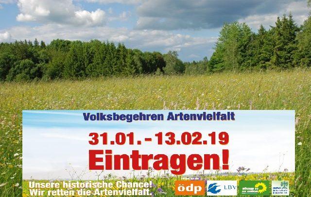 Photo of Volksbegehren Artenvielfalt – Darum geht´s