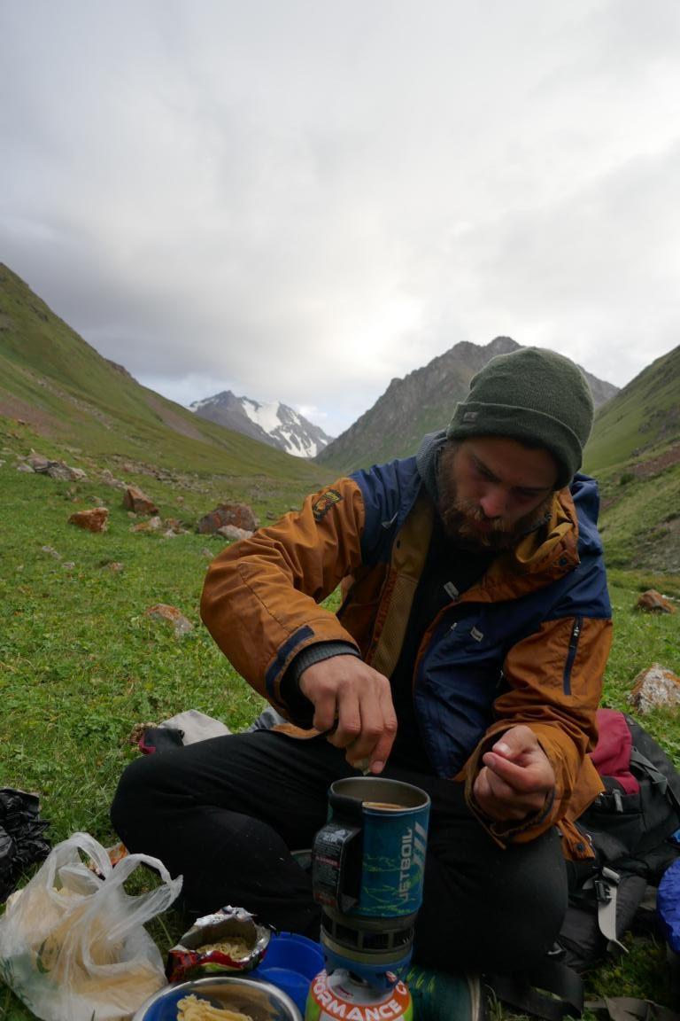 Paramo Enduro Jacket - Terskej-Alatau-Traverse (Kirgistan)