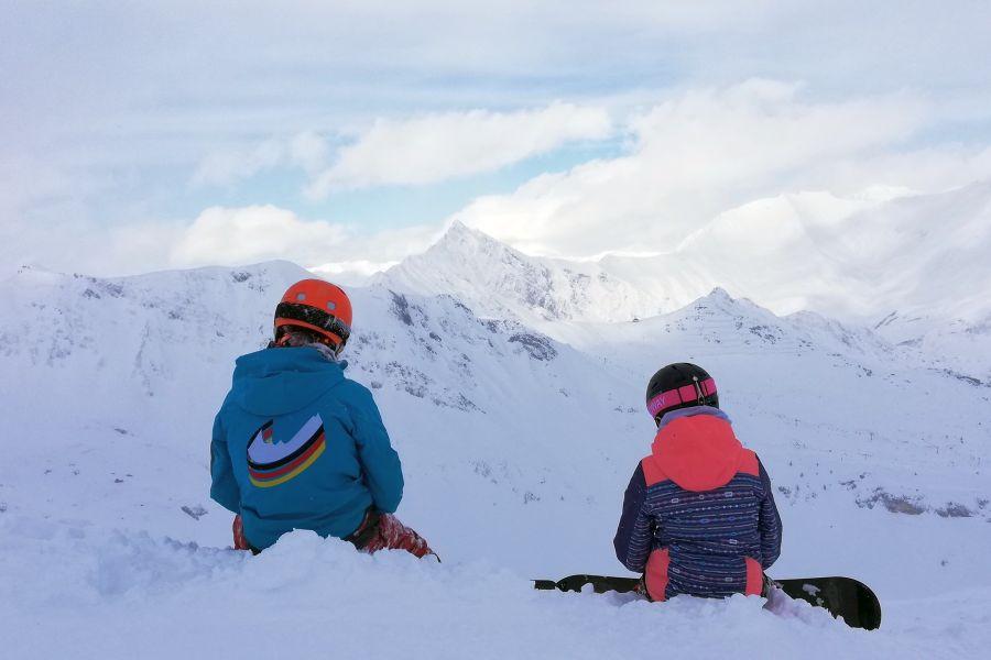 Ab ins Zillertal - Mit BMW Mountains ins Hotel Eder in Ramsau und durch den Powder - Hintertuxer Gletscher