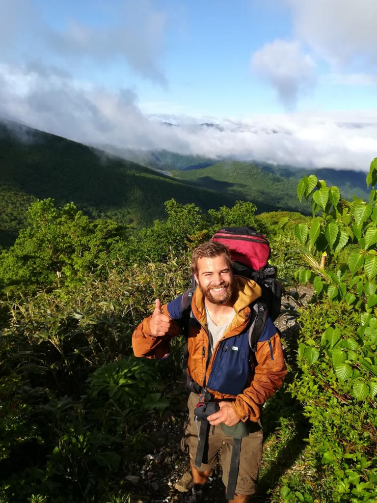 Paramo Enduro Jacket - Wanderung zum Nasudake in Japan