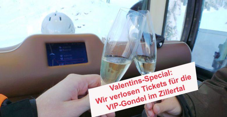 Photo of Valentins-Special – Wir verlosen Tickets für die VIP-Gondel im Zillertal