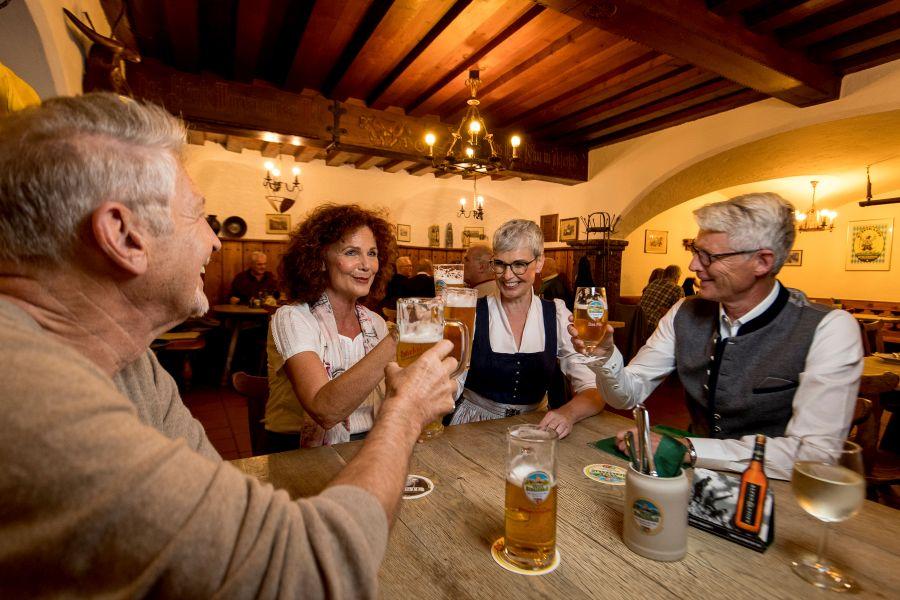 """""""Brot und Salz"""" - Gott erhalt´s (c)Berchtesgadener Land Tourismus"""