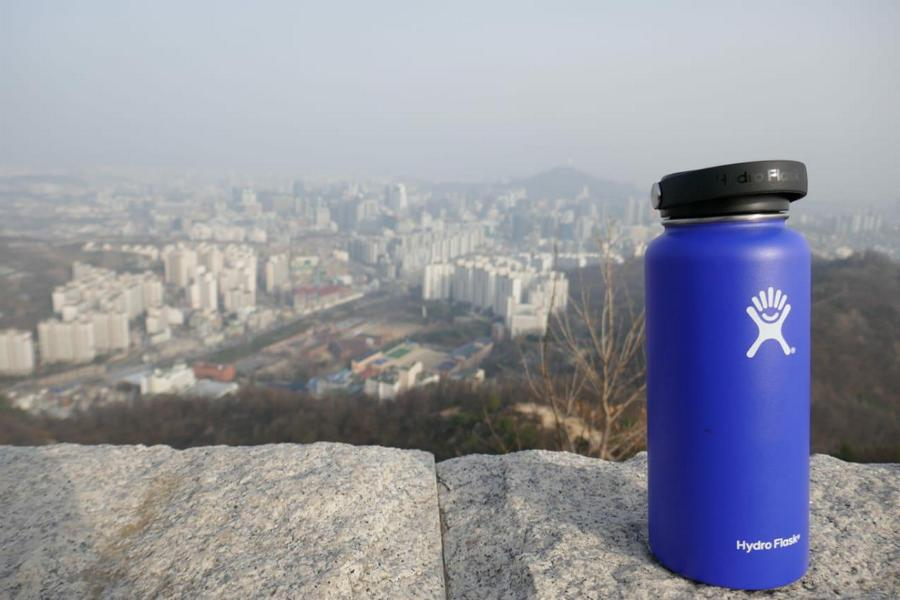 HydroFlask Wide Mouth - Seoul (Süd Korea)
