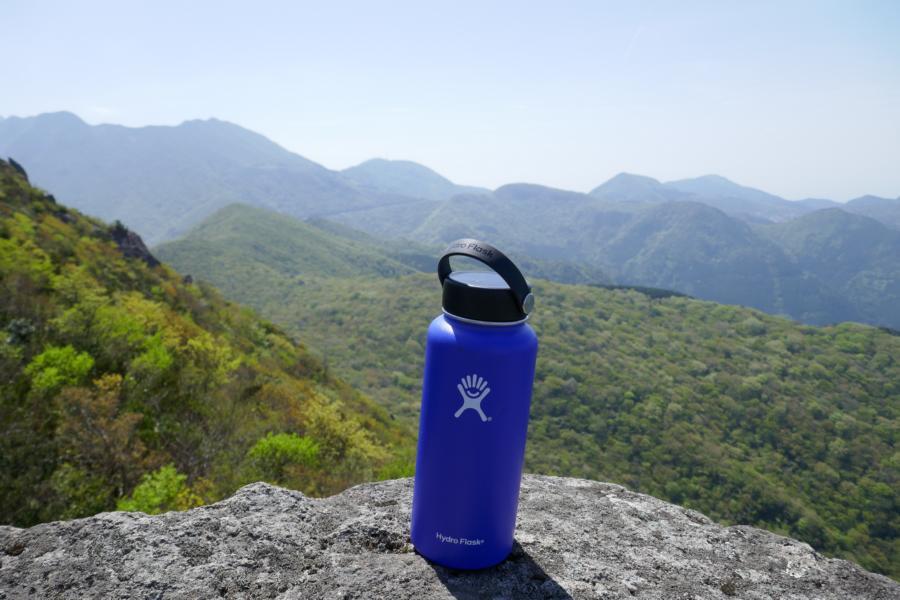 HydroFlask Wide Mouth - Unzen-Amakusa-Nationalpark (Japan)