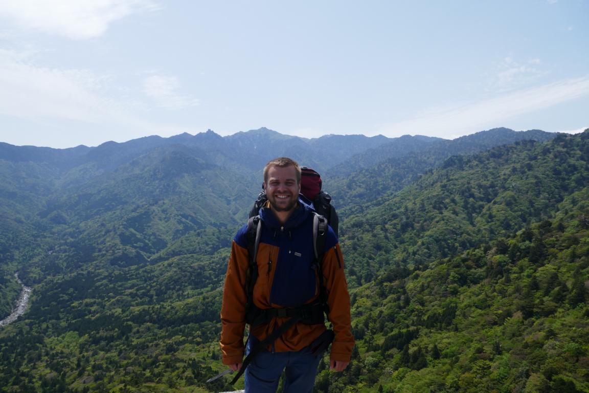 Paramo Enduro Jacket - auf dem Weg zum Miyanoura dake, Yakushima Insel