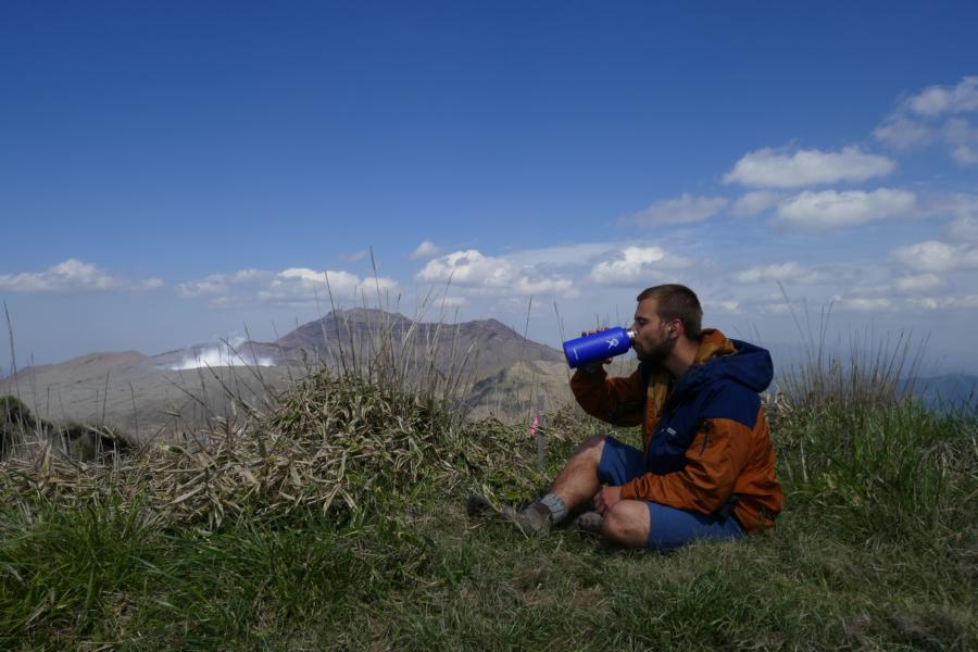HydroFlask Wide Mouth - Aso-Kujū-Nationalpark (Japan)