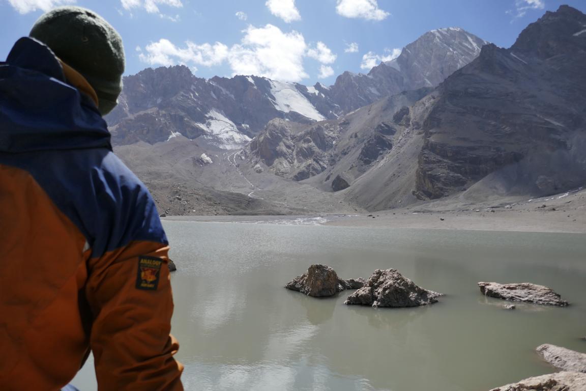 Paramo Enduro Jacket - Wanderung zum Mutnoye See im Fann Gebirge (Tadschikistan)