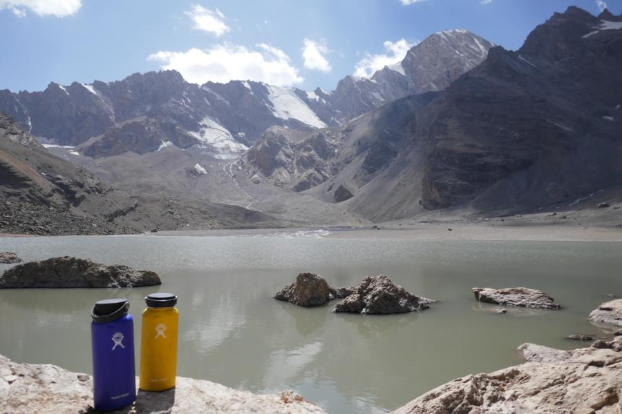 HydroFlask Wide Mouth - Mutnoye See (Tadschikistan)