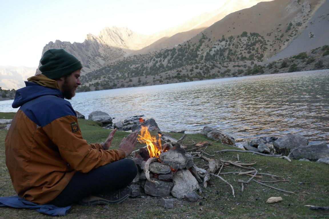Paramo Enduro Jacket - Alaudin-See (Tadschikistan)