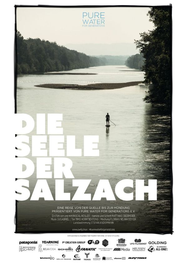 Pascal Roesler - Die Seele der Salzach (c)Pure Water for Generations