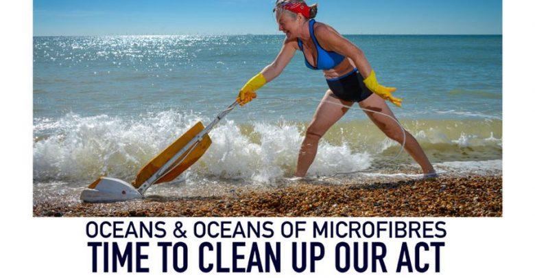 Partnerschaft aus NGO, Forschung und Industrie präsentiert zur ISPO 2019 erste Ergebnisse zur Mikro-Faserbelastung von Gewässern durch Outdoorbekleidung (c) Sympatex