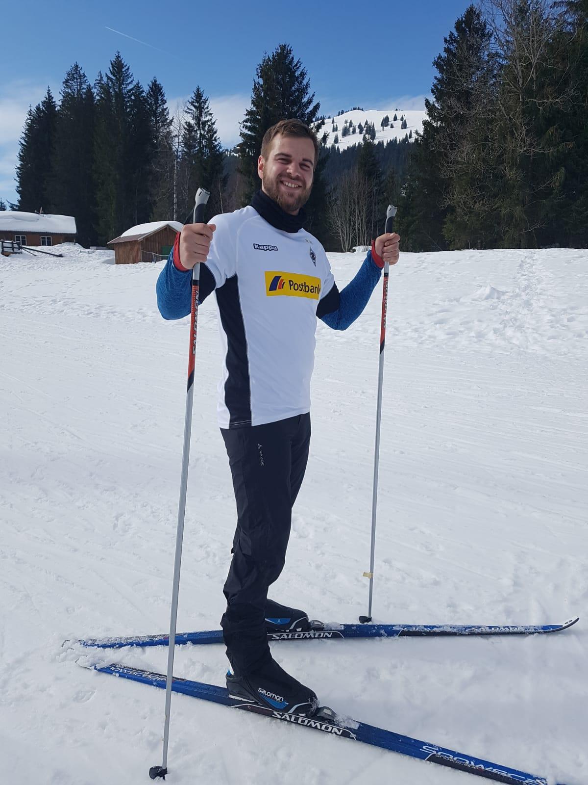 Vaude Men's Yara Rain Pants II - auch perfekt für das Langlaufen (Oberjoch, Allgäu)