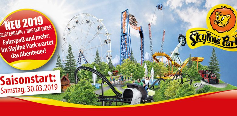 Photo of Skyline Park – Pre-Opening für Adrenalin-Freaks