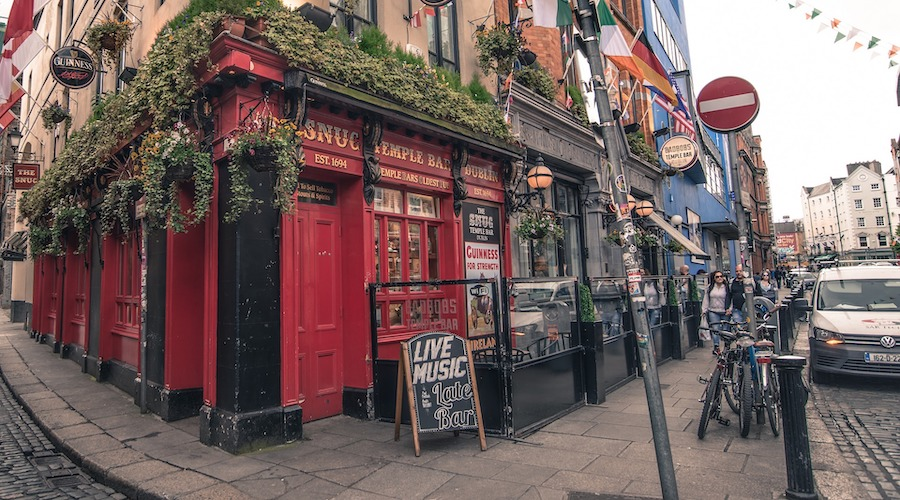 Dublin (c) Pixabay