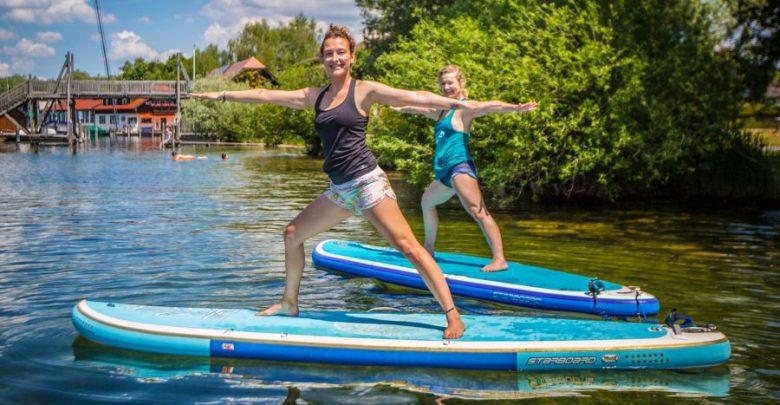 Photo of Starboard Deutschland sucht SUP Yoga und SUP Fitness Botschafter
