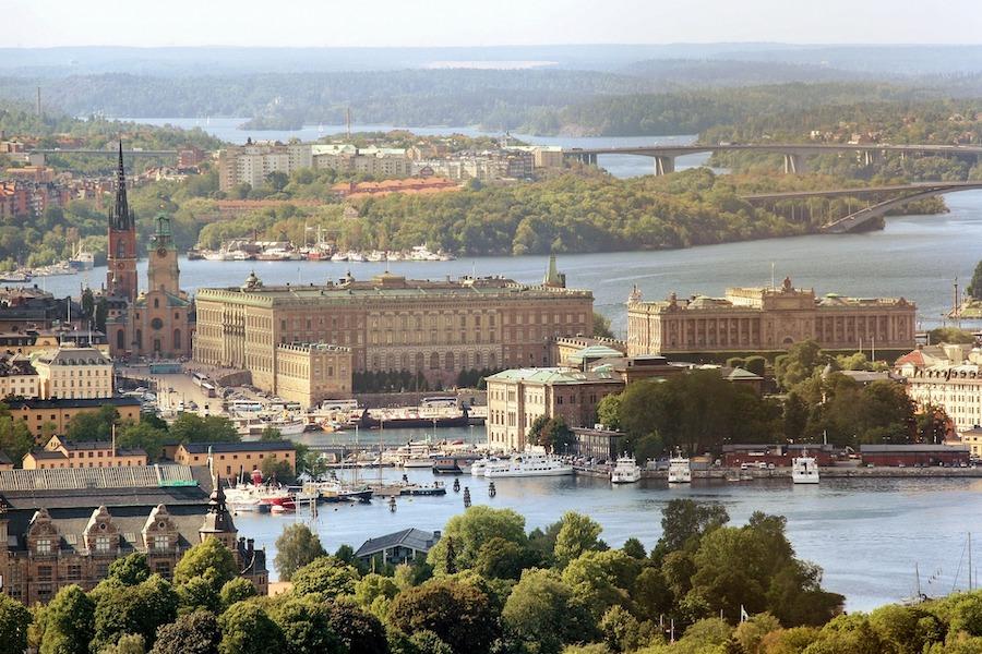 Stockholm (c) Pixabay