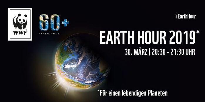Photo of Mach doch mal das Licht aus – Zeit für die Earth Hour 2019