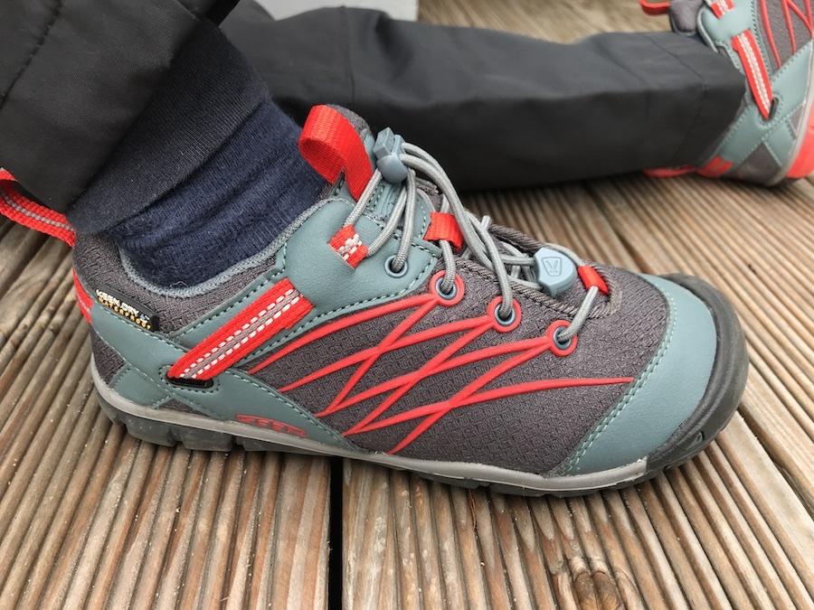Chandler CNX Waterproof Sneaker (c)be-outdoor.de