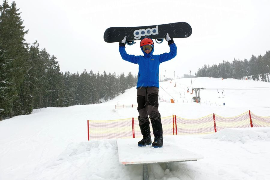 goodboards Prima Camber (c)be-outdoor.de