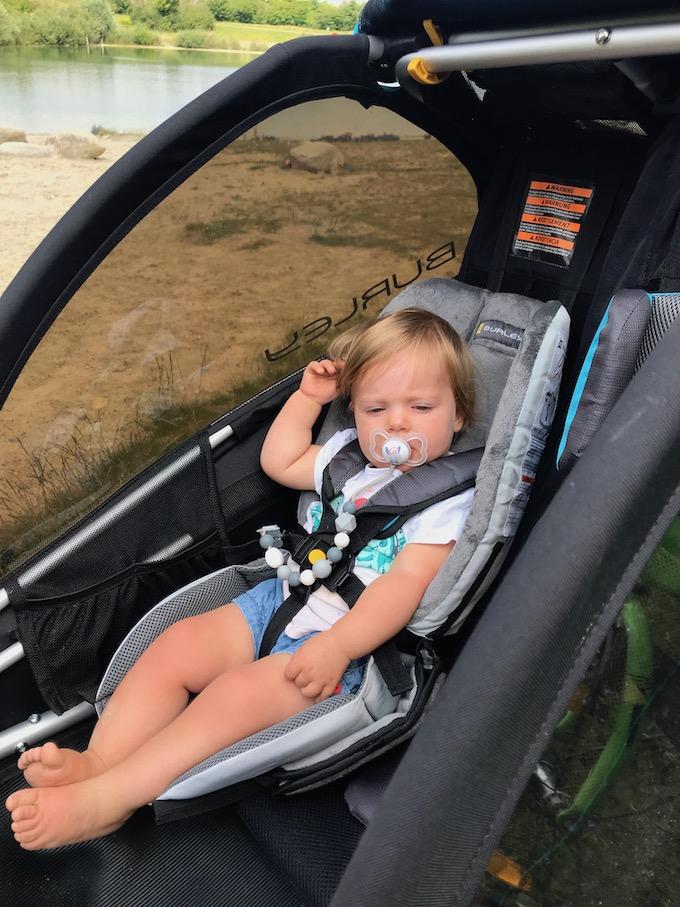 Babysnuggler Burley D'Lite X (C) be-outdoor.de