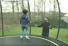 Photo of Produkttest Wellactive Trampolin Sprungsicher