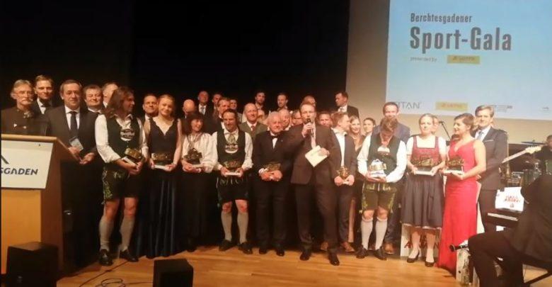 Photo of 3. Berchtesgadener Sport-Gala im AlpenCongress Berchtesgaden