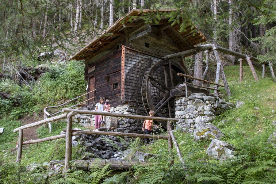 Holzermühle im Defereggental_c_ TVB Osttirol, BergimBild