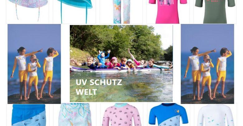 (c) hyphen sports - UV-Schutzbekleidung für Kinder