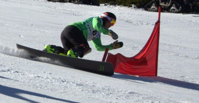 (c) Camp2Race Snowboard