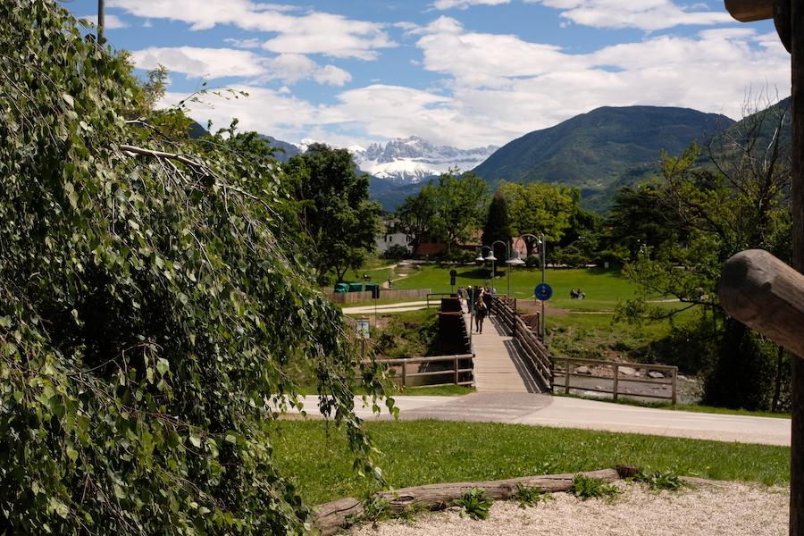Park in Bozen (c)be-outdoor.de
