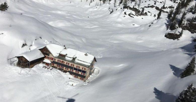 Photo of Wanderer Vorsicht! Noch immer jede Menge Schnee in den Bergen