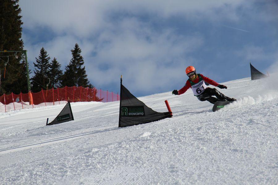 (c) ERSA OPEN 2020 - Europameisterschaft Snowboard Race