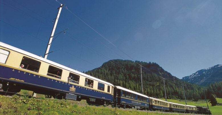 Photo of Glacier Pullman Express – Klassiker der Panoramafahrten