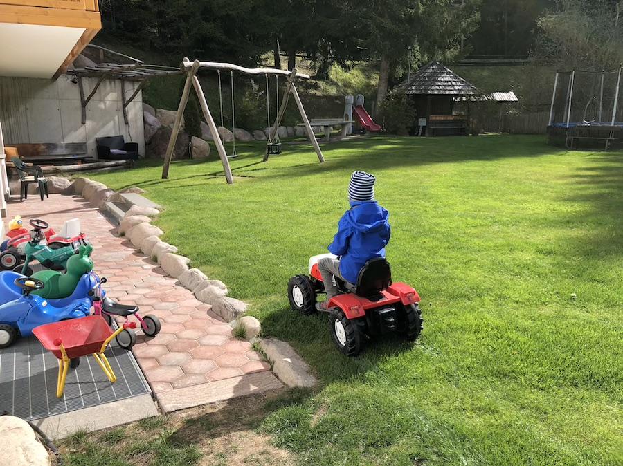 Spielebereich für Kinder (c)be-outdoor.de